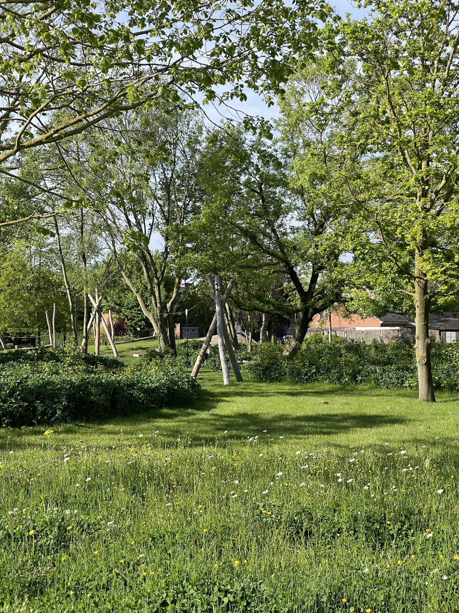 Buurtpark Architect Vanhoornelaan